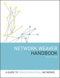 Network Weaver Handbook by June Holley