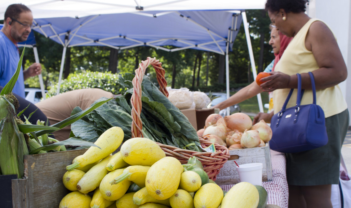 In order to get mobile farmers markets into neighborhoods, Charlotte Mecklenberg Food Policy Council worked with the City Council to change zoning ordinances to allow selling in residential areas.