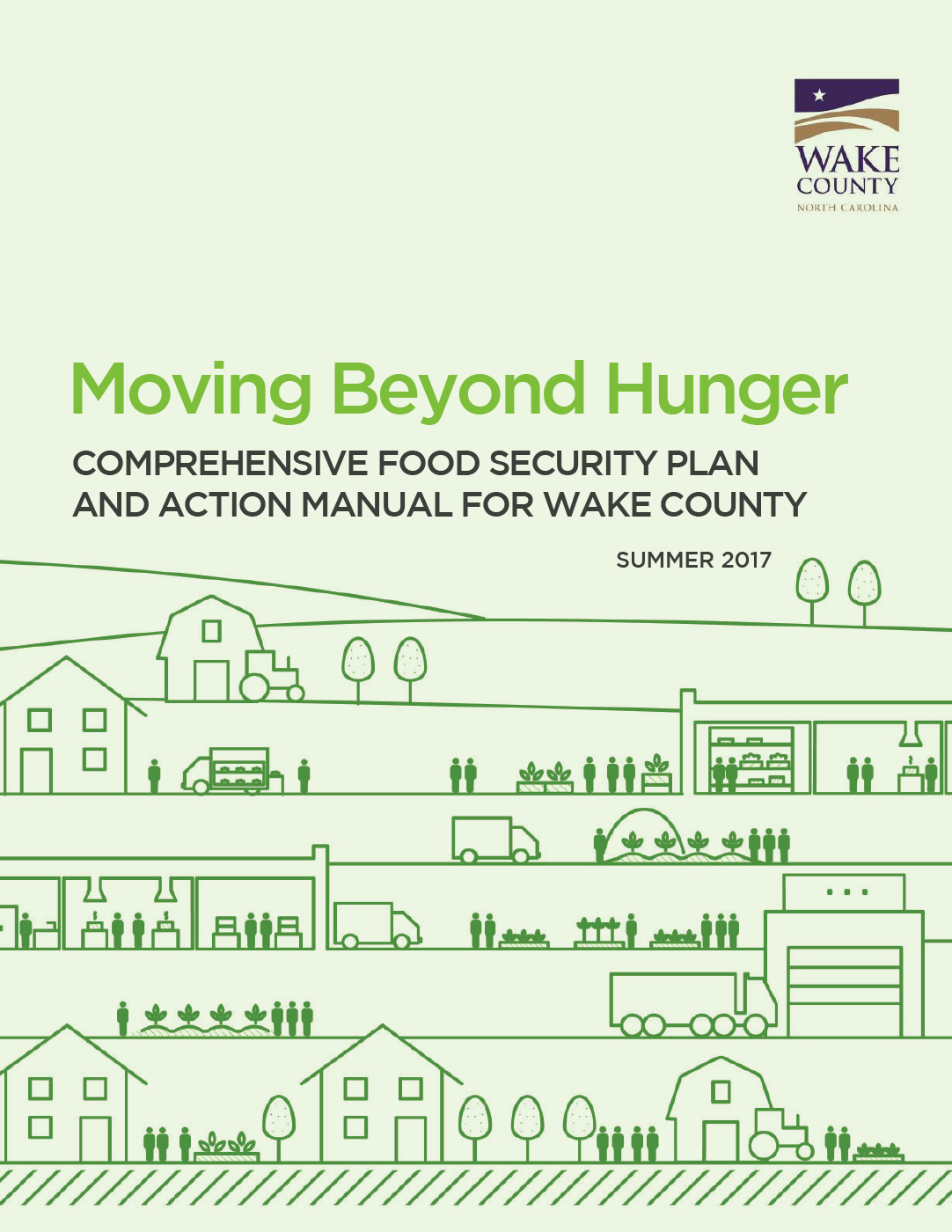 Wake County Comprehensive Food Security Plan