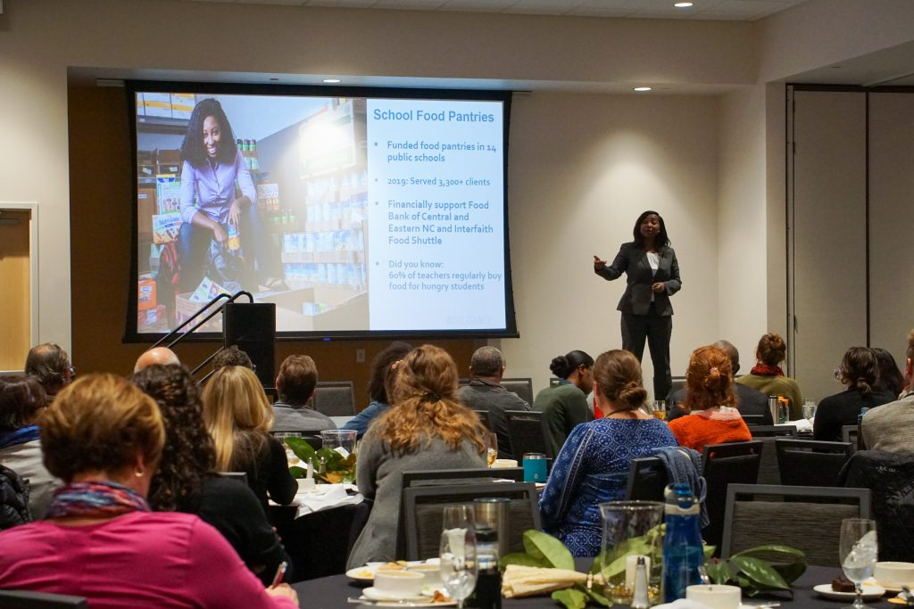 Cultivating Community through Food: 2019 NC Food Council Gathering