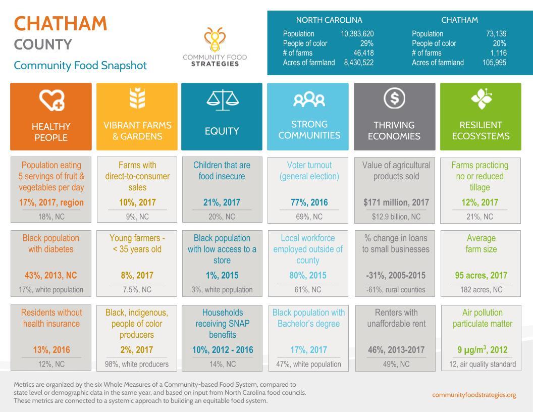 Chatham_CommunityFoodSnapshot