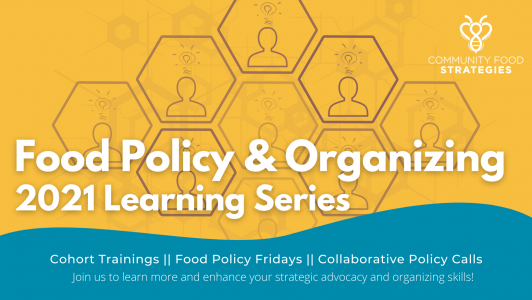 2021 food policy offerings