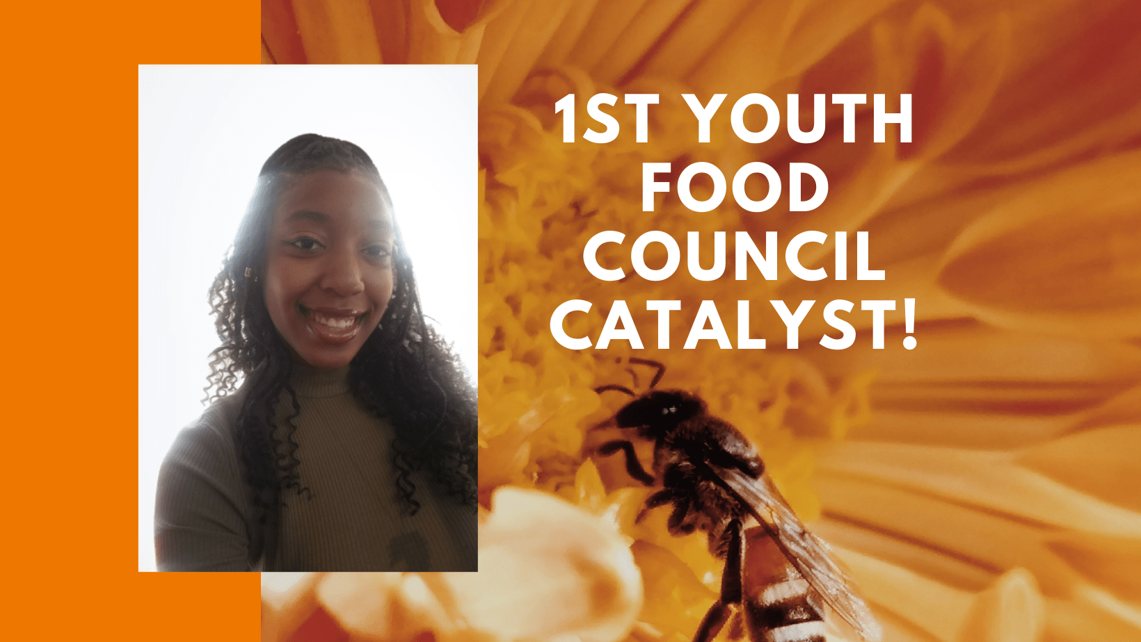 Youth Food Council Catalyst Joins the Team!